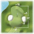 Hole 12 Green