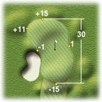 Hole 16 Green